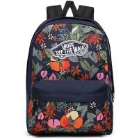 Vans WM Realm Backpack VN0A3UI6W14; Unisex backpack; VN0A3UI6W14; navy; Einheitsgröße Koffer Rucksäcke & Taschen
