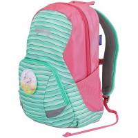 ergobag Ease Large Kids Backpack XS Mintfarbene Streifen Koffer Rucksäcke & Taschen