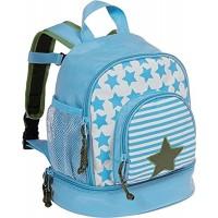 LÄSSIG Kinderrucksack Kindergartentasche mit Brustgurt Mini Backpack Starlight Olive Koffer Rucksäcke & Taschen