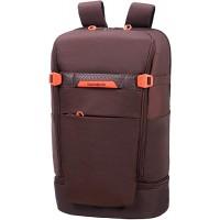 Samsonite Hexa-Packs - Laptop Backpack Large - Travel Rucksack 50 cm 22 Liter Aubergine Computer & Zubehör