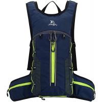 Ynport Crefreak Fahrradrucksack 18 l wasserdicht atmungsaktiv leicht für Outdoor-Sport Laufen Wandern Camping Bergsteigen Skifahren Koffer Rucksäcke & Taschen