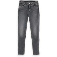 Scotch & Soda Damen Haut-Touch of Dust Jeans Bekleidung