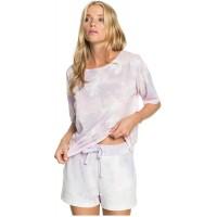 Roxy Magic Hour - Batik-Shorts für Frauen ERJNS03319 Roxy Bekleidung