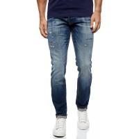 JACK & JONES Male Slim Fit Jeans Glenn Fox JJ 176 Bekleidung