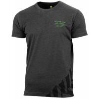 JOHN DEERE T-Shirt Tracks Dunkelgrau Bekleidung