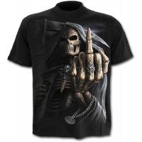 Spiral Herren T-Shirt Bekleidung